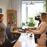 Про пошук роботи для людей з інвалідністю в ефірі обласного телебачення