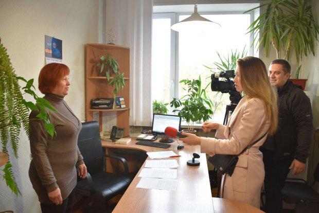 Про пошук роботи для людей з інвалідністю в ефірі обласного телебачення. черкаська область, безробітний, працевлаштування, служба зайнятості, інвалідність