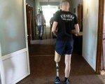 На Львівському протезному заводі ветеранів-інвалідів повертають до повноцінного життя (ФОТО, ВІДЕО). львівський протезний завод, ветеран, протез, протезування, підприємство
