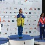 Світлина. Запорожская спортсменка Виктория Марчук: Я делаю все, чтобы «выгрызть» эти медали для страны. Інтерв'ю, соревнование, Паралимпийские игры, чемпионка, Виктория Марчук, паратхэквондо