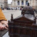 Люди із вадами зору зможуть на дотик побачити красу архітектури Львівської опери (ФОТО)