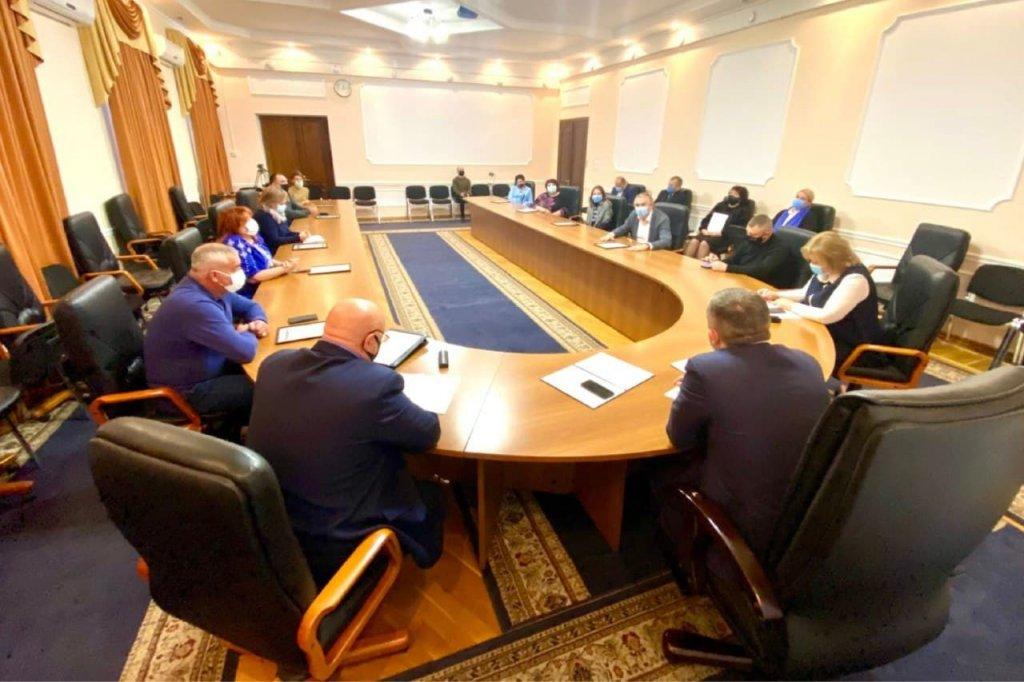 Відновлюємо роботу обласного комітету доступності – Андрій Назаренко. кіровоградська область, зустріч, комітет доступності, інвалідність, інфраструктура