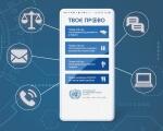 Як розвиватиметься застосунок «Твоє право». додаток, застосунок твоє право, юридичний довідник, інвалідність, інформація