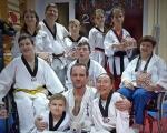 Незламні вихованці із тхеквондо. ладижин, сергій брушніцький, паратхеквондо, тренер, інвалідність