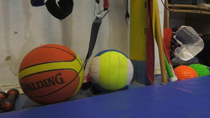 Реабілітаційний центр для дітей з ДЦП працює у Рубіжному на базі спортивного клубу. дцп, олег тарасюк, реабілітаційний центр, рубіжне, ветеран ато