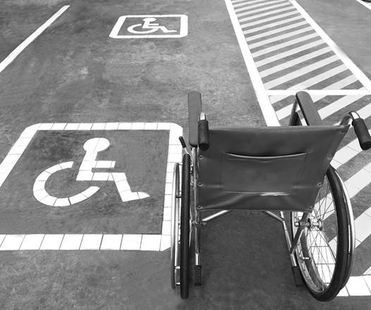 Інклюзивне паркування: якими мають бути парковки для маломобільних груп населення?. дбн, паркомісце, паркування, проектування, інвалідність