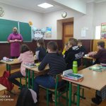 Регіональний координатор Уповноваженого провела для учнів черкаської школи урок з формування толерантного ставлення до людей з інвалідністю