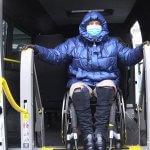 """У Житомирі протестували нові автівки """"соціального таксі"""" для дітей та дорослих з інвалідністю (ФОТО, ВІДЕО)"""