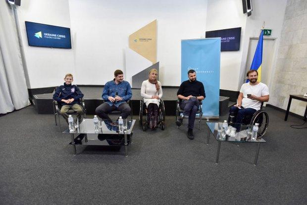 Гроші, дух або реабілітація? Роль спорту в житті людей з інвалідністю. доступно.ua, форум інклюзивності, спорт, спортсмен, інвалідність