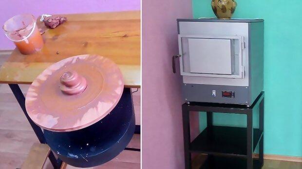 У Кропивницькому облаштували гончарну майстерню для дітей з інвалідністю. кропивницький, арттерапія, гончарна майстерня, проєкт, інвалідність