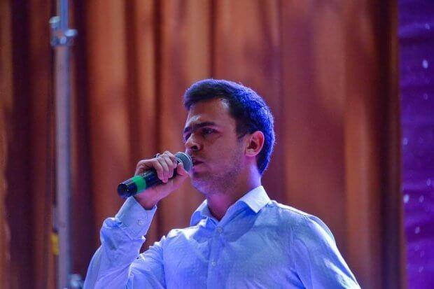 Хлопець зі Стрийщини увійшов у трійку найкращих співаків фестивалю у Грузії. iveria brilliant, іван гриців, грузія, фестиваль, інвалідність