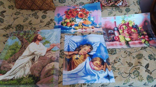 Сестри з Тернопільщини, які хворіють на ДЦП, займаються рукоділлям. дцп, ольга та марія загребельні, діагноз, рукоділля, інвалідність