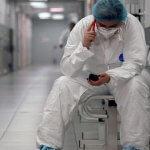 Соцстрах виплатив майже 6 млн гривень медикам, які отримали інвалідність через COVID-19