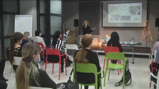 Підручник для дітей з розумовими вадами презентували у Вінниці. вінниця, посібник, проєкт, підручник, розумові вади