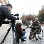 Світлина. У Чернівцях презентували фотовиставку Кожен має право на працю. Робота, інвалідність, працевлаштування, проєкт, Чернівці, фотовиставка