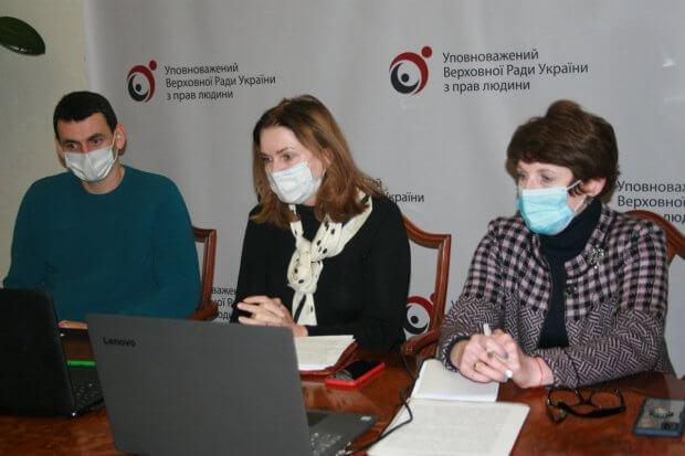 Працівники Секретаріату Уповноваженого обговорили актуальні питання пенсійного забезпечення громадян, які постраждали внаслідок Чорнобильської катастрофи. чорнобильська катастрофа, зустріч, пенсійне забезпечення, постраждалий, інвалідність