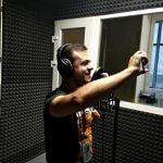 Світлина. Хлопець зі Стрийщини увійшов у трійку найкращих співаків фестивалю у Грузії. Конкурси, інвалідність, фестиваль, Грузія, Iveria Brilliant, Іван Гриців