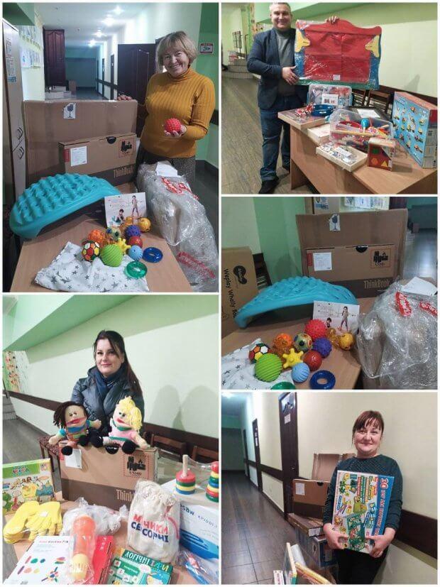 Дітям-особлива турбота!. ірпінь, мон, обладнання, садочок, школа
