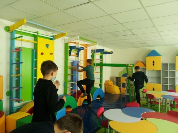 За ініціативи громадськості у Новоайдарі відкрили інклюзивний ресурсний простір для дітей. новоайдар, розвиток, інвалідність, інклюзивно-ресурсний простір, інклюзивність