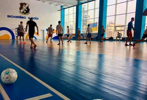 У Черкасах хочуть проводити заняття з футболу для дітей з інвалідністю. черкаси, заняття, проект, футбол, інвалідність