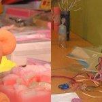 На Донеччині у соціальній майстерні люди з інвалідністю виготовляють мило та свічки (ФОТО)