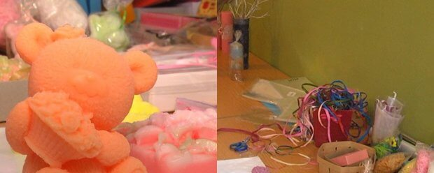 На Донеччині у соціальній майстерні люди з інвалідністю виготовляють мило та свічки. мариуполь, клуб повір у себе, порушення розвитку, соціальна майстерня, інвалідність
