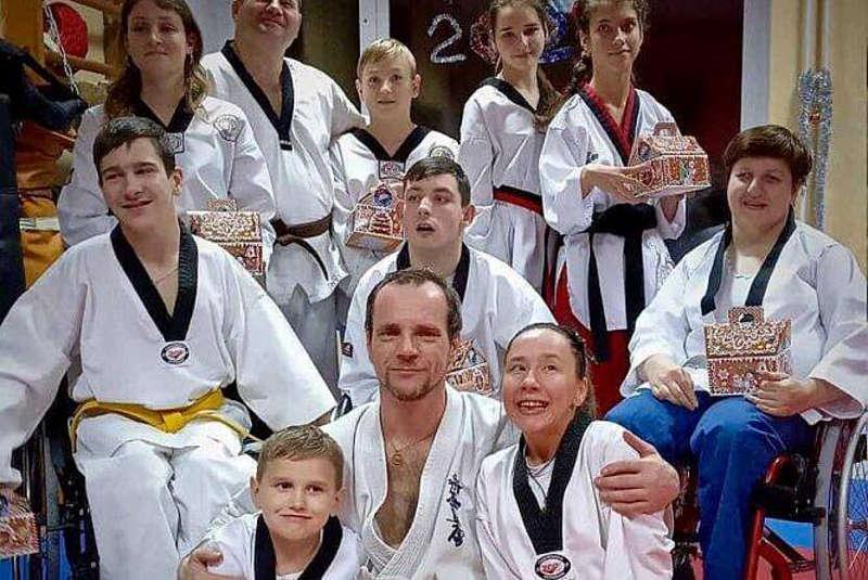 Дві золотих медалі вибороли на міжнародному чемпіонаті наші земляки!. антон швець, федір верещагін, тхеквондо, чемпіонат, інвалідність