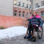 «Треба боротися»: історія чернівчанки з інвалідністю, яка влаштувалася на роботу