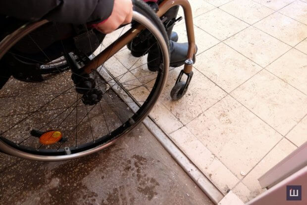 «Треба боротися»: історія чернівчанки з інвалідністю, яка влаштувалася на роботу. дтп, олександра залевська, оптимізм, травма, інвалідність