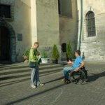Львівська асоціація розвитку туризму втілює проект для осіб з інвалідністю
