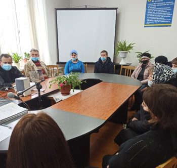 Засідання клубу для осіб з інвалідністю у Рожнятівській районній філії Івано-Франківського обласного центру зайнятості. бпд, рожнятів, працевлаштування, служба зайнятості, інвалідність