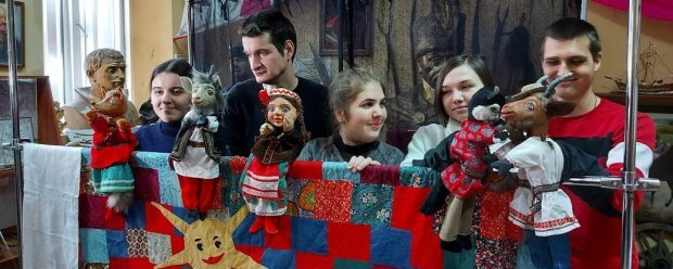 """""""Це наповнює"""". В Одесі люди з інвалідністю готують лялькову виставу. одеса, особливий театр ляльок, арттерапія, вистава, інвалідність"""