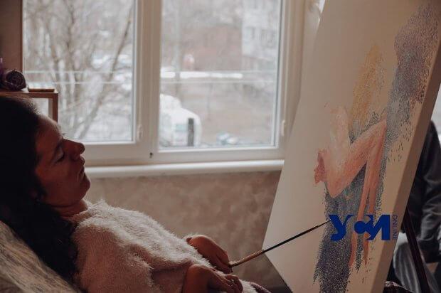 В Одессе пара с инвалидностью ведет блог о том, как не падать духом. анна литвинова, одесса, блог, діагноз, инвалидность