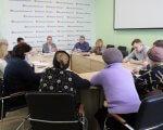 Відбулося перше у 2021 році засідання комітету доступності (ФОТО). володимир-волинський, доступність, забезпечення, засідання, інфраструктура