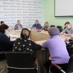 Відбулося перше у 2021 році засідання комітету доступності (ФОТО)