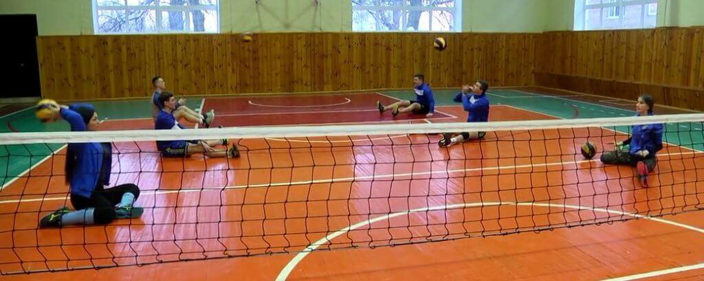 Дві волейболістки з Житомирщини претендують на участь у цьогорічній паралімпіаді в Токіо (ФОТО, ВІДЕО). анастасія філон, людмила лозко, паралимпиада, волейбол сидячи, інвалідність