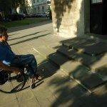 Світлина. Львівська асоціація розвитку туризму втілює проект для осіб з інвалідністю. Безбар'ерність, інвалідність, доступність, проект, Львів, туризм