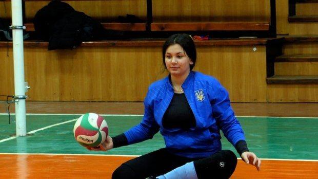 Дві волейболістки з Житомирщини претендують на участь у цьогорічній паралімпіаді в Токіо. анастасія філон, людмила лозко, паралимпиада, волейбол сидячи, інвалідність