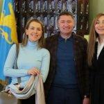 Максим Козицький зустрівся із засновницями першого в Україні інклюзивного ательє (ФОТО)