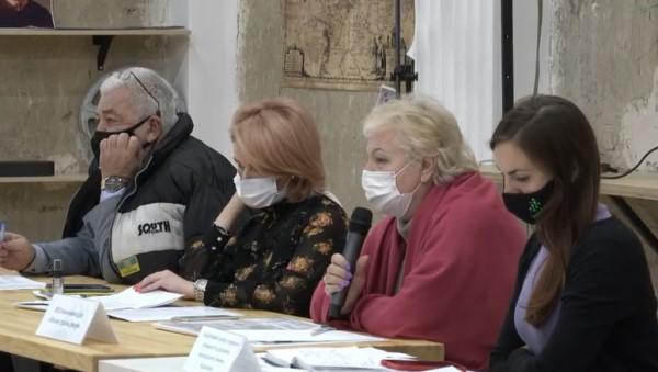 Наталію Гарач обрали членкинею наглядової ради НСТУ від сфери захисту прав осіб з особливими потребами. нсту, конференція, наглядова рада, членкиня, інвалідність
