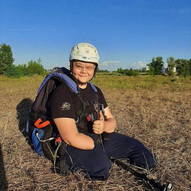 Сильно пострадавший от взрыва боеприпаса мальчик из Донетчины готовится выступать на Паралимпиадах. николай нижниковский, паралимпийские игры, инвалидность, плавание, протез