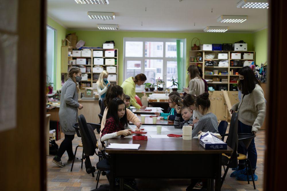 У Львові триває соціально-мистецький проєкт «Зірки на Землі» для дітей з особливими освітніми потребами (ФОТО). львів, особливими освітніми потребами, проєкт зірки на землі, інвалідність, інклюзія