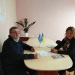На Хмельниччині у регіональному представництві Уповноваженого відбулася робоча зустріч з головою обласного товариства із захисту прав осіб з інвалідністю