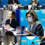 Марина Лазебна відкрила пілотний проект «Почуй мене»
