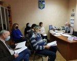 Регіональний координатор Уповноваженого взяв участь у засіданні Комісії з питань оплати навчання осіб з інвалідністю Миколаївського обласного відділення Фонду соціального захисту інвалідів. вадим жепало, засідання, навчання, оплата, інвалідність