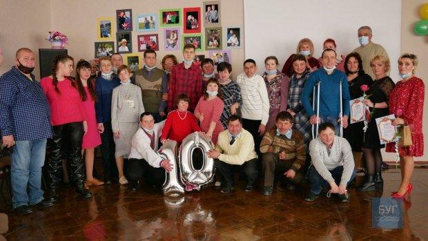 Громадська організація «Берег надії» відсвяткувала десятиріччя роботи у Володимирі-Волинському. володимир-волинський, го берег надії, концерт, свято, інвалідність