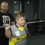 На Житомирщині 12-річний Григорій Марчук з синдромом Дауна успішно займається силовим триборством (ФОТО, ВІДЕО)