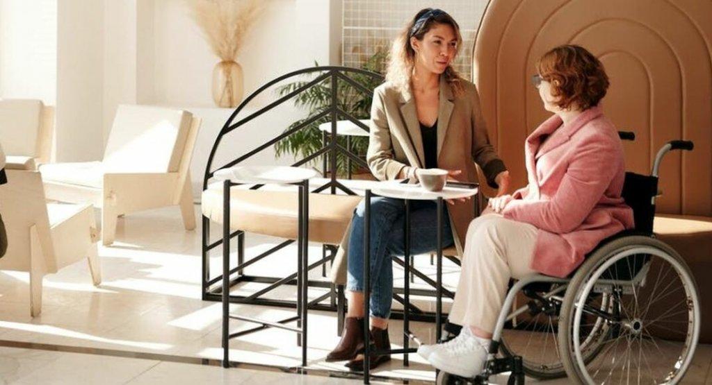 Інклюзивний Маріуполь: що необхідно людям з інвалідністю у своєму місті. мариуполь, доступність, інвалідність, інклюзія, інфраструктура