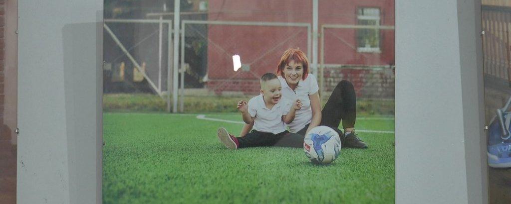«Кожному мама своя»: у Полтаві показали світлини з дітьми із синдромом Дауна (ФОТО). полтава, виставка фотографій, проєкт, світлина, синдромом дауна