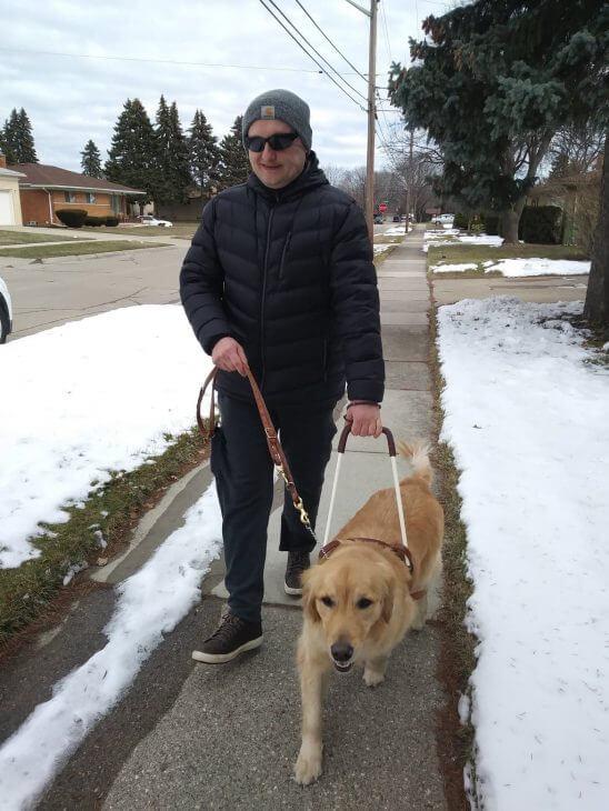 «Втратив на війні ногу, став незрячим, але… щасливий». олександр дарморос, ветеран ато, незрячий, поранення, протез